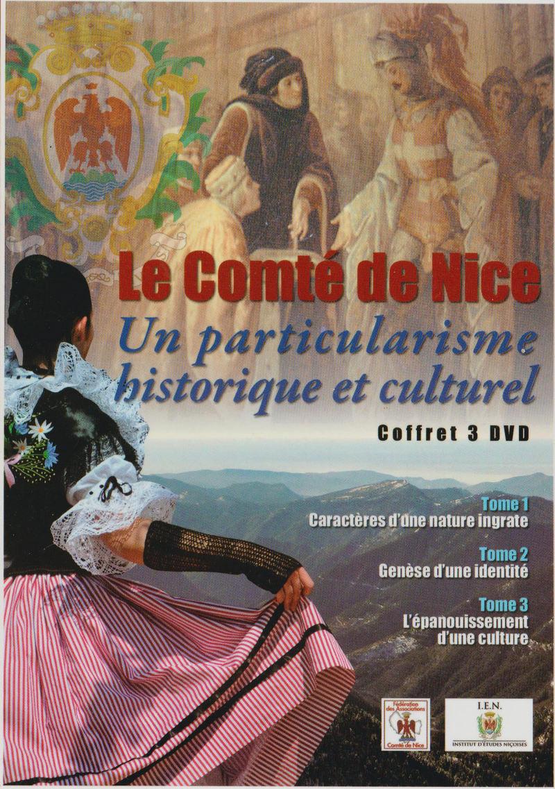 dvd La Comtè de Nice – Sergio Verrando – fotografia