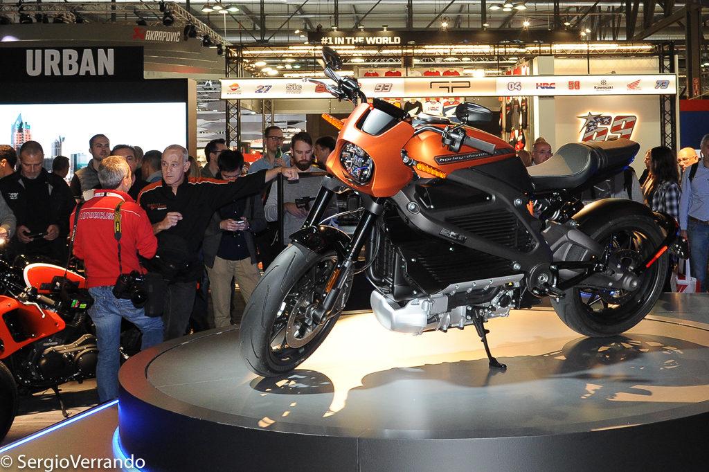 Harley elettrica
